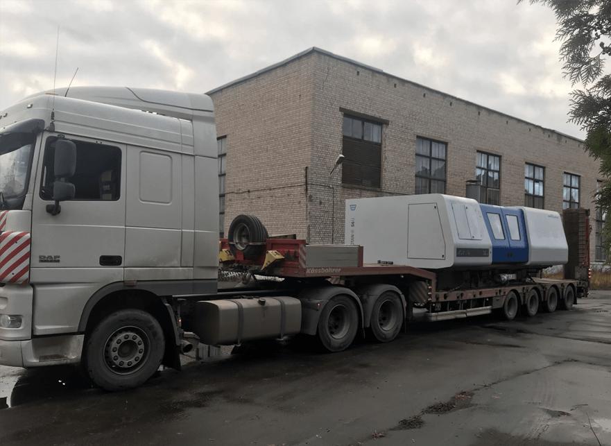 Что перевозили: Перевозка оборудования в г.Пенза