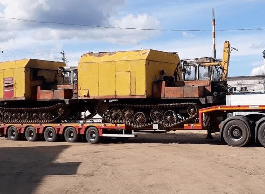 Что перевозили: Перевозка Генераторов на строительные площадки ГЭС Вологодской области
